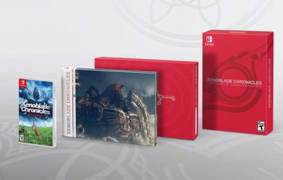 Xenoblade Chronicles: Definitive Edition Release Day Buying Guide (Nintendo Switch)