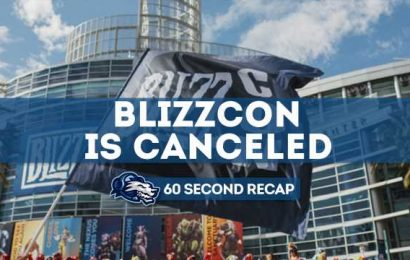 Daily News Recap: BlizzCon is officially canceled – Daily Esports