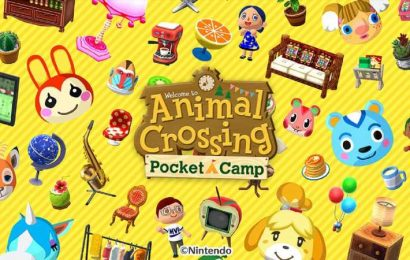 Animal Crossing: Pocket Camp Celebrates Its Best Month Ever, Raking in $7.9 Million In April