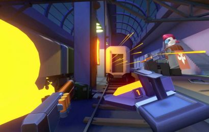 Free Multiplayer Quest + PC VR Shooter Blastworld Leaves Early Access