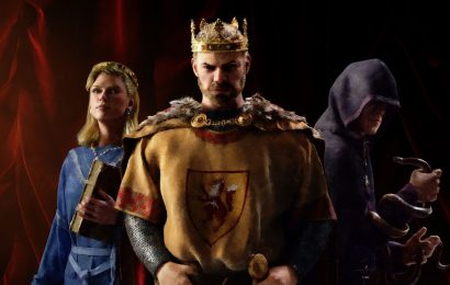 Crusader Kings 3 is more fun when you play it like The Sims