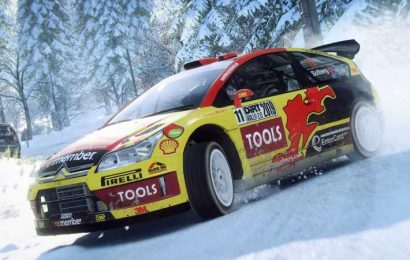 Codemasters Is Teasing Either DiRT 5 Or Rally 3.0
