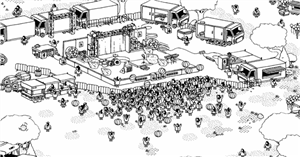 3 years after its release, Hidden Folks is getting new levels (and mouth sounds)