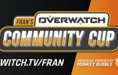 Fran's Overwatch Community Cup Was An Overwhelming Success