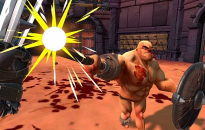 Gorn On PSVR Is A Great Port In Need Of A Few Fixes