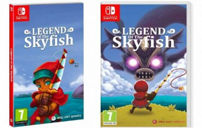Zelda-Styled Puzzler Legend of the Skyfish Announces Limited Physical Release