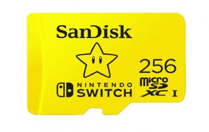 These New Official Switch Memory Cards Are Adorable