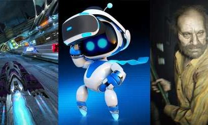 Every Major PSVR Exclusive Game Currently Available
