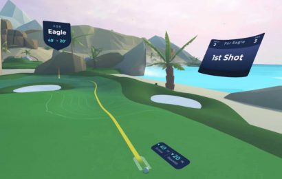 Pro Putt By Topgolf Review: Authentic, Accessible Oculus Quest Golf