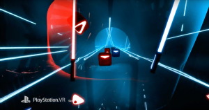 Beat Saber AR concept envisions little lightsaber fingers