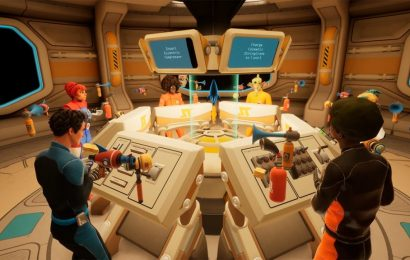 Spaceteam VR's Co-op Party Begins Later This Month