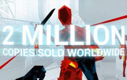 Superhot VR Becomes Second Confirmed Title To Sell 2 Million Copies