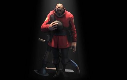 Valve Honors Team Fortress 2 Voice Actor With In-Game Memorial