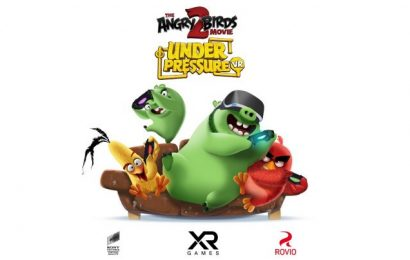 XR Games Celebrates Award by Giving Away The Angry Birds Movie 2: VR Under Pressure Copies for PlayStation VR