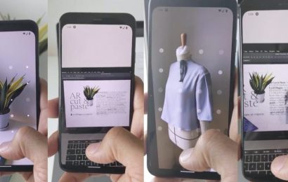 AR Copy Paste uses AI to transfer real objects into productivity apps