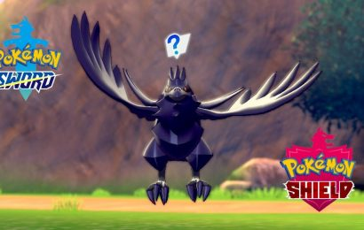 Pokémon Sword & Shield: How To Find & Evolve Rookidee Into Corviknight