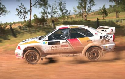 Dirt 5 debuts at Xbox 20/20 event for Xbox Series X