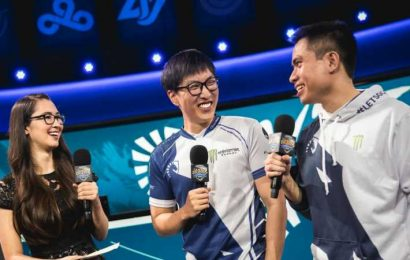 """Doublelift: """"We Threw Away A Good Thing By Kicking Xmithie"""""""
