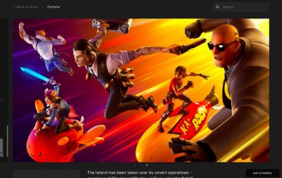 The Epic Games Store made it easier to get a refund