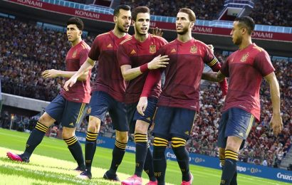Free Euro 2020 Content Coming To PES 2020 In June