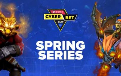 Cyber.bet Cup Spring Series is showcasing strong teams across Europe and SEA