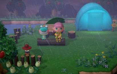 Animal Crossing frog villagers react hilariously when you give them frogs