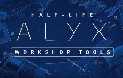 Valve Releases Half-Life: Alyx Steam Workshop Modding Tools