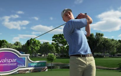 Golf returns to the fore this August in PGA Tour 2K21