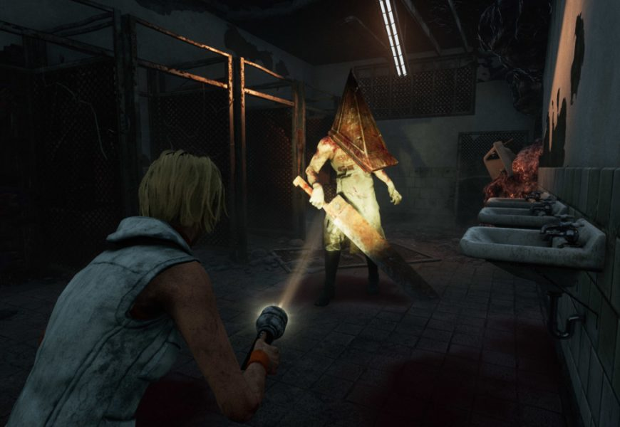 Silent Hill lives as downloadable content for Dead by Daylight