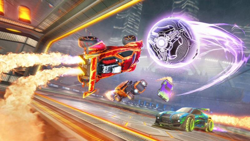 One Of Rocket League's Best Modes Returns Today