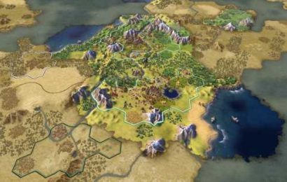 Civilization 6 available free now on Epic Games Store
