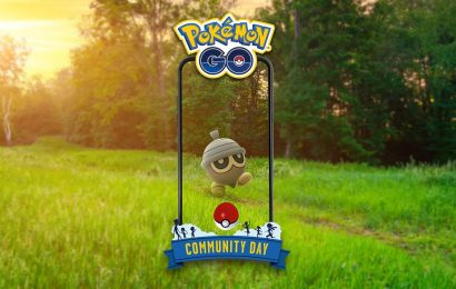 Pokémon Go's May Community Day will feature Seedot