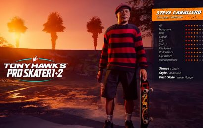 Tony Hawk's Pro Skater remaster will be full of rad middle-age dads