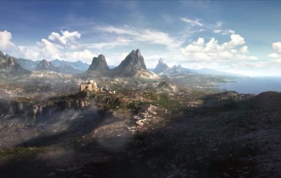 A reminder that The Elder Scrolls 6 is very far away