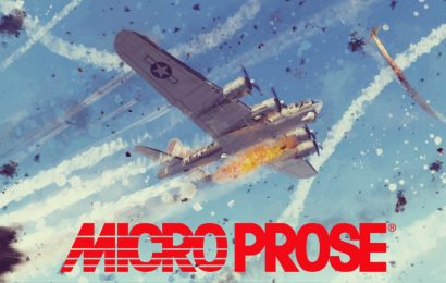 MicroProse Returns With The Mighty Eighth, a 10-Player WWII B-17 Simulator