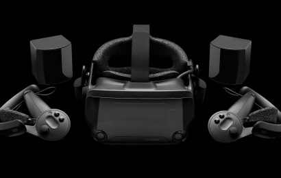Valve Index Stock Check – Headset Packages Still Backordered Globally