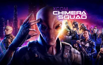 XCOM: Chimera Squad Review: Less At Stake, But You Can Control A Snake