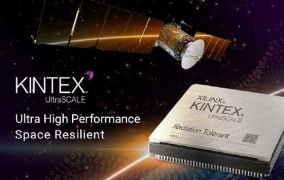 Xilinx makes programmable chips that can be used in space
