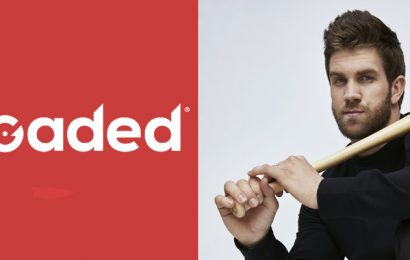 Loaded, Boras Corp. Partner to Represent Philadelphia Phillies Outfielder Bryce Harper's Gaming Efforts