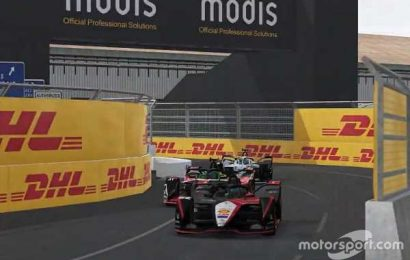 Livestream: Final round of Formula E Race at Home Challenge