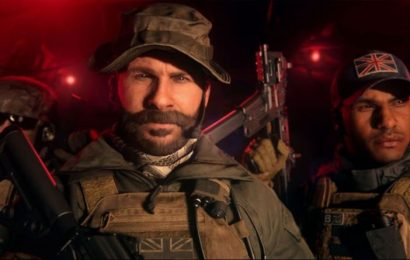 Call of Duty Modern Warfare update: COD Warzone Season 4 patch news on PS4 and Xbox