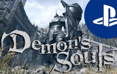 Demon's Souls PS5 officially REVEALED: PlayStation 5 remake launching with Fractured Mode