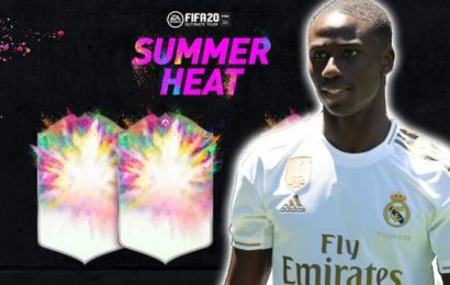 FIFA 20 Summer Heat COUNTDOWN: Start date and time, FUT Ultimate Team predictions