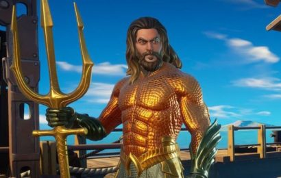 Fortnite Aquaman skin challenges week 1: Use a whirlpool at the Fortilla location guide