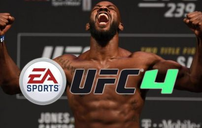 UFC 4 LEAK: Release news teased for EA Play, Anthony Joshua and Tyson Fury cameos?