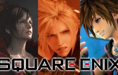 Square Enix news: Final Fantasy 16, Final Fantasy 7 Remake Part 2, Kingdom Hearts