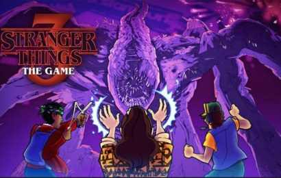 Epic Store free game WARNING: Release date and time for free Stranger Things 3 download
