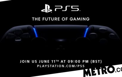 PS5 event rescheduled for 11th June according to Twitch ad