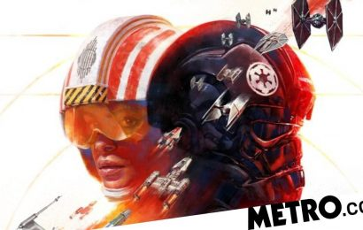 Star Wars Squadrons announced after leak, full reveal on Monday
