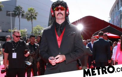 Dr Disrespect banned from Twitch for 'violating guidelines'
